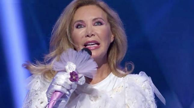 Norma Duval, tercera 'desenmascarada' en 'Mask Singer España'