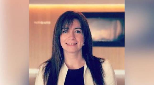 La doctora navarra Raquel Sánchez Santos, jefa de Servicio del Hospital Álvaro Cunqueiro de Vigo.