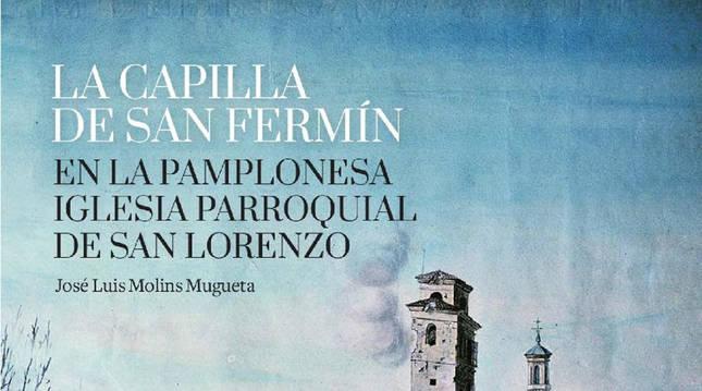Foto de la portada del libro, editado por la Cátedra de Patrimonio y Arte Navarro de la Universidad de Navarra.