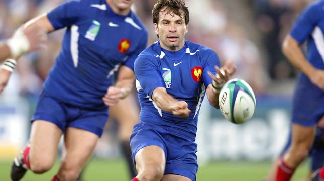 Aparece muerto en un parque Christophe Dominici, leyenda del rugby francés
