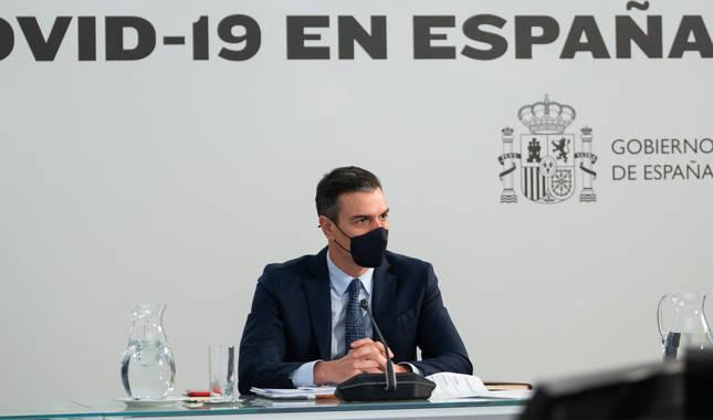 Foto de Pedro Sánchez.