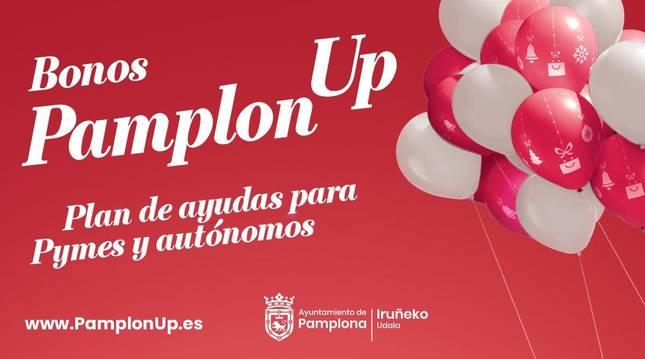 Campaña PamponaUp.