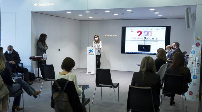 'Navarra Solidaria' selecciona 12 proyectos para paliar las consecuencias de la Covid