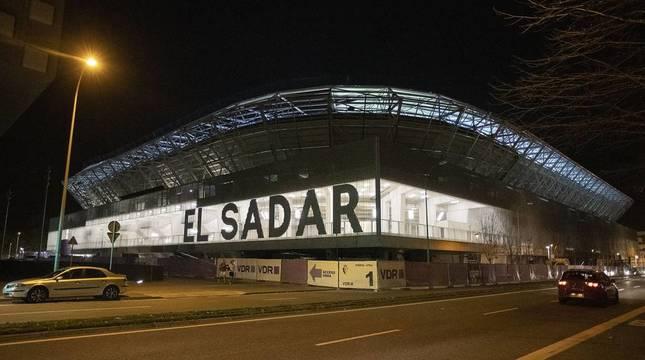¿3.000 espectadores en El Sadar?
