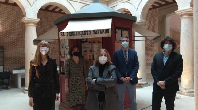 'Las voces de la causa', nueva exposición temporal del Museo del Carlismo