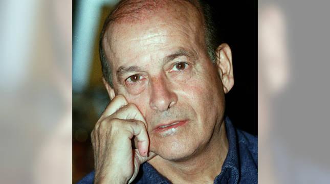 Juan Hormaechea, en una imagen de 1999.