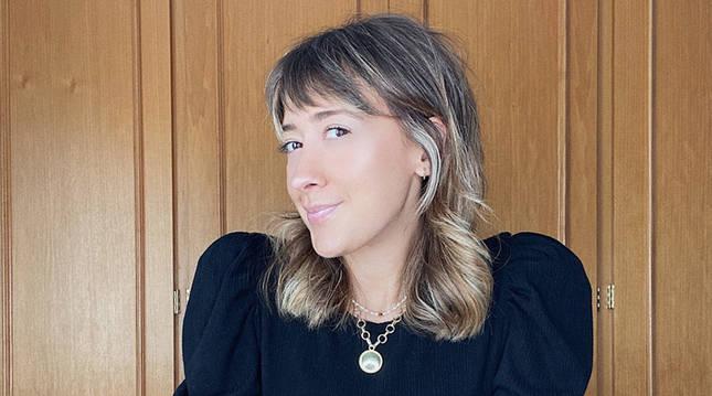 foto de La 'instagramer' Ane Hernando, conocida como Look and Chic en redes sociales