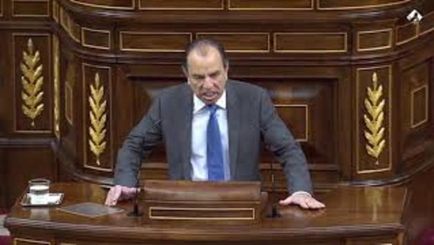"""Adanero considera """"indignante"""" el mensaje anexionista sobre Navarra"""