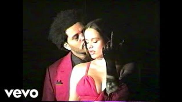 Rosalía lanza una colaboración con The Weeknd: 'Blinding Lights'
