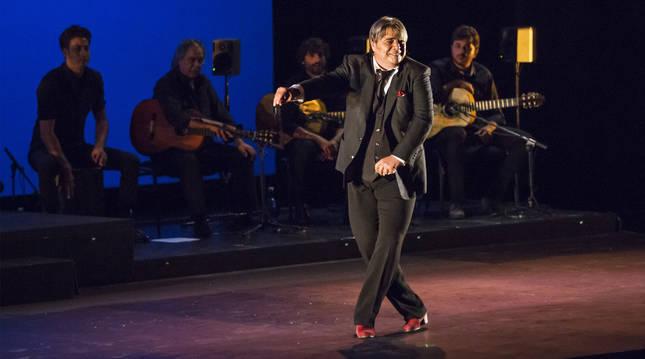 El bailaor Antonio Canales