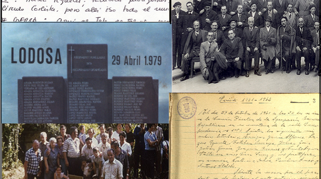 Archivos digitales de Instituto Navarro de la Memoria.