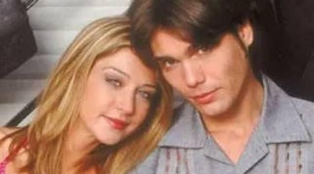 Fayna y Carlos 'El Yoyas', en una imagen de archivo tras conocerse en 'Gran Hermano'