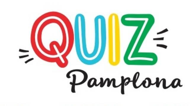 Cartel de la iniciativa 'Quiz Pamplona'.
