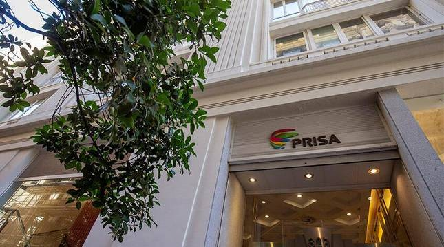 Sede del Grupo Prisa