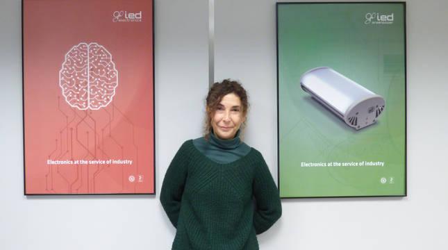 Inés Gurbindo, nueva directora de operaciones de IED Electronics