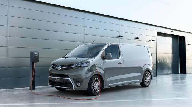 Toyota Proace Electric Van