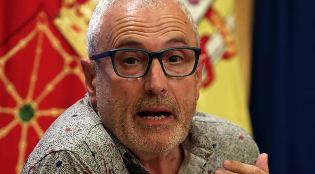 Carlos Artundo, director de Salud.