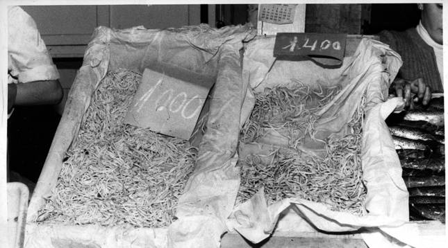 1955: Cena de cotillón a 43 pesetas