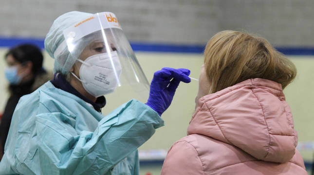 Navarra ha realizado más de medio millón de pruebas diagnósticas