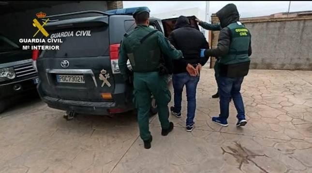 Intervenidas 4 toneladas de hachís a una red de narcos que operaban en Sanlúcar