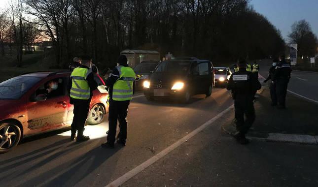 La Policía desaloja una larga fiesta de Año Nuevo con más de 2.500 personas en Rennes