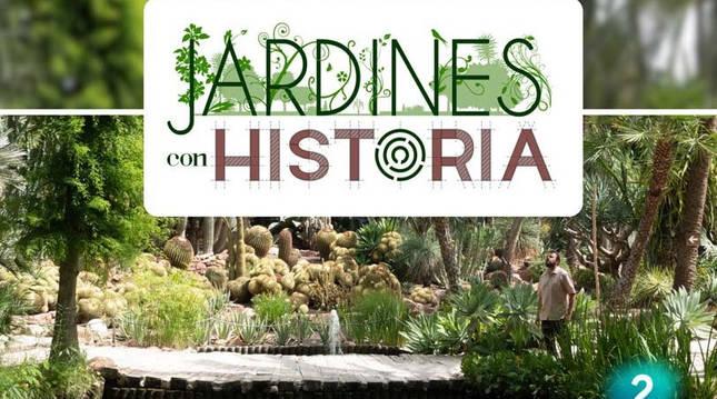 Este sábado se estrena 'Jardines don Historia'