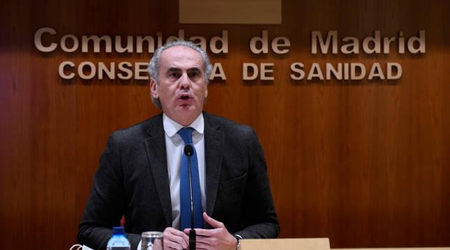 Madrid amplía las restricciones y confina a más de 1,2 millones de madrileños