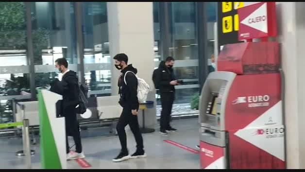 El Real Madrid se marcha de Pamplona