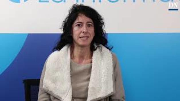La periodista y escritora pamplonesa Begoña Pro inicia una nueva sección en Diario de Navarra