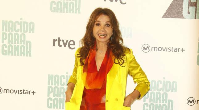 Foto de la actriz Victoria Abril.