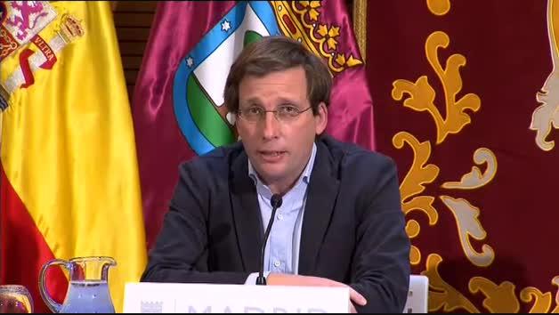 Vídeo: Madrid solicita la declaración de zona catastrófica y cifra los daños en 1.398 millones de euros
