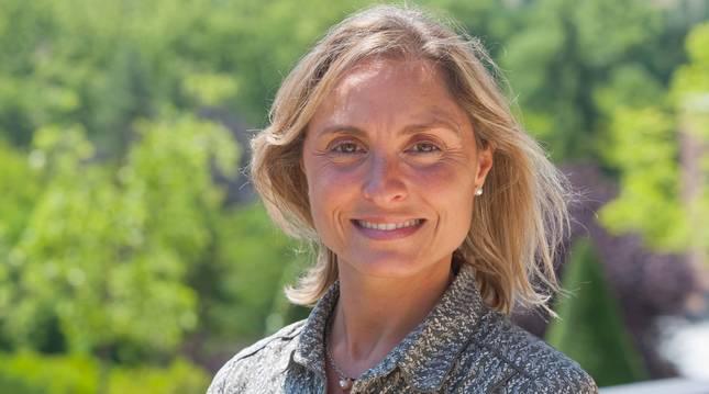 Carolina Lupo, investigadora y responsable del reclutamiento para el estudio.