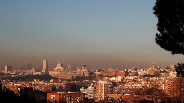 Madrid activa el escenario 1 de su Protocolo de Contaminación