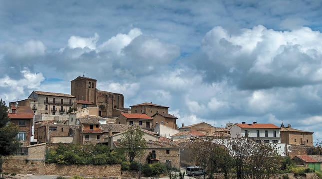 Foto de Aberin-Muniáin de la Solana , Ayuntamiento que quiere promocionar el uso de la energías limpias  en sus hogares.
