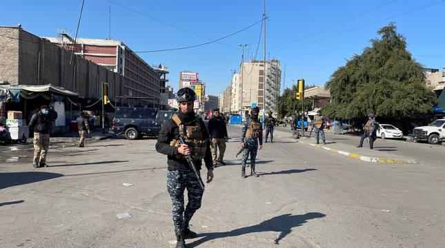 Al menos 5 muertos en un ataque