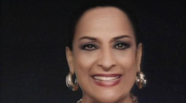 Foto de la nueva campaña de Cruzcampo, protagonizada por Lola Flores.