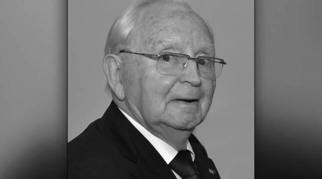 Wilhelm Lüke, exalcalde de Paderborn.