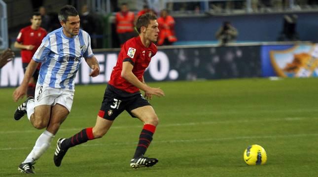 Roberto Torres, los hitos más importantes de su carrera en Osasuna