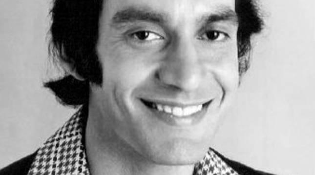 Gregory Sierra en 1975.