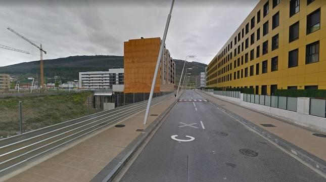 Adif vende mediante subasta pública propiedades en Pamplona y en Berriozar