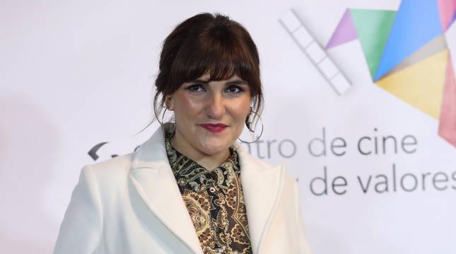 La cantante Rozalén opta al Goya aMejor Canción Original con su tema 'Que no, que no' incluido en la película 'La boda de Rosa'