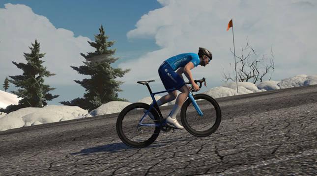 Movistar Team busca corredores para su equipo de ciclismo virtual