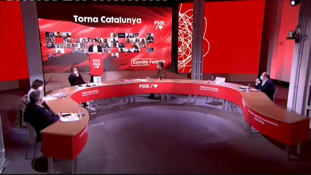 La maquinaria electoral catalana, en marcha