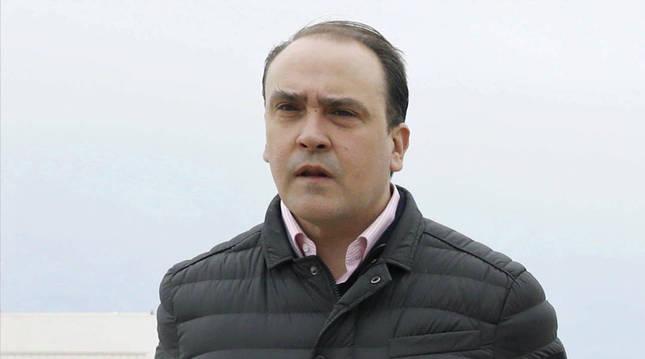 Daniel Serrano.