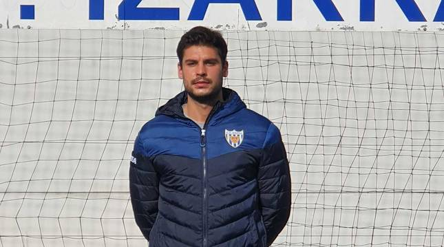 Javier Martínez Cosín, nuevo técnico del Izarra