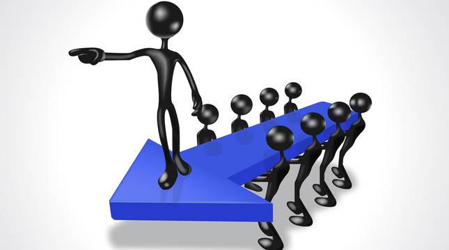 Las cualidades del jefe ideal: con visión global, mplitud de miras, honesto y que aprecie los logros
