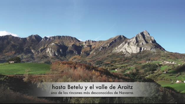 Vídeo Betelu y valle de Araitz