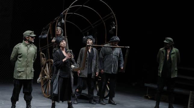 La vigésimo segunda edición del Festival de Teatro de Olite se desarrollará entre el 16 de julio y el 1 de agosto y otorgará, tal y como se hizo el año pasado, protagonismo a las compañías navarras.