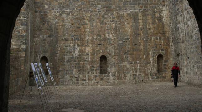 Rincones con encanto que se plantean abrir al público en Pamplona