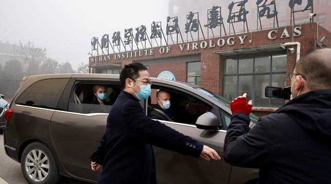La OMS, tras visitar el Instituto de Virología de Wuhan: